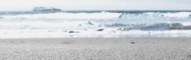 Sand, Waves, Sky